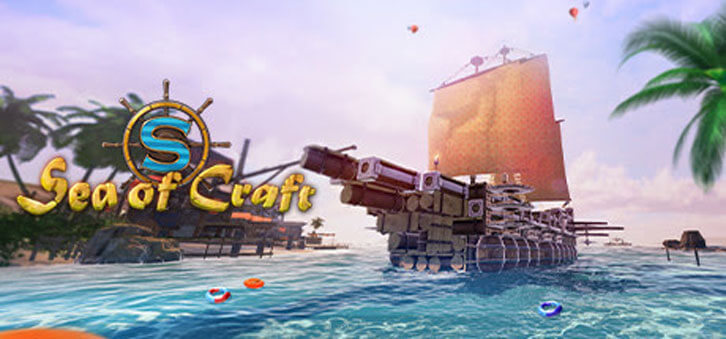 Build, Explore, Battle. Craft Amazing Seafaring Vessels and Explore a Vast Gameworld in Sea of Craft