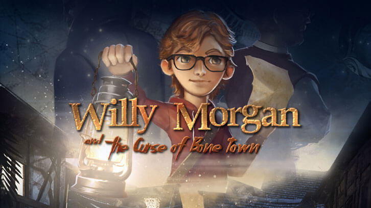 Acclaimed side-scrolling point-and-click adventure Willy Morgan and the Curse of Bone Town Releases Today for Nintendo Switch