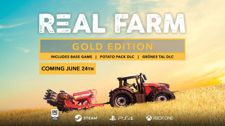 Real Farm – Gold Edition now available as free update
