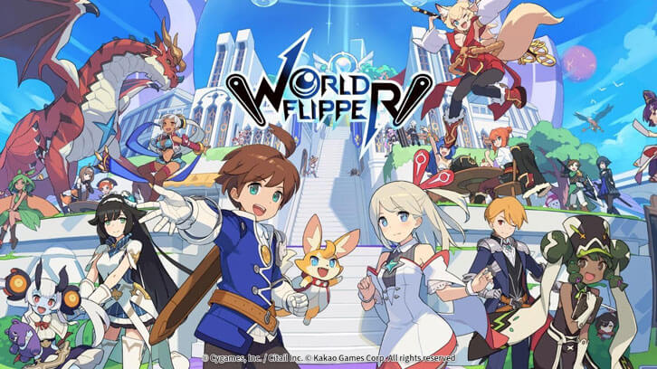 Kakao Games and Cygames Announce Pre-Registration for World Flipper Ahead of Global Summer Launch