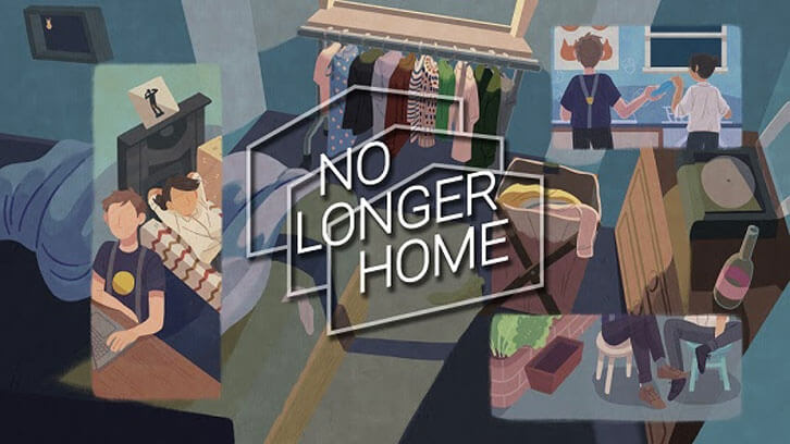 No Longer Home, the Non-Binary Game About Relationships, is Out Now!