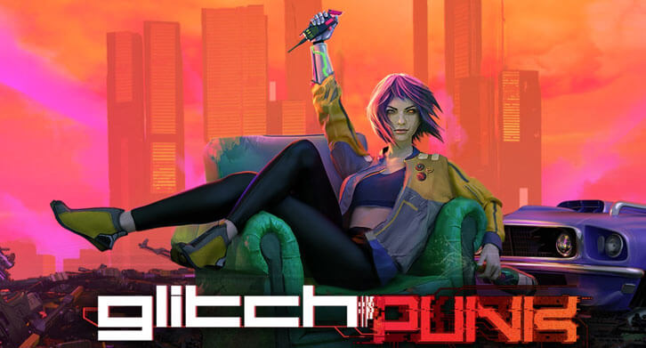 GTA 2-Inspired Glitchpunk to Launch into Early Access with New Baltia as First Playable City