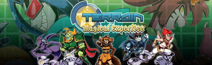 2D Turn-Based RPG Terrain of Magical Expertise is Coming to Stores Next Week