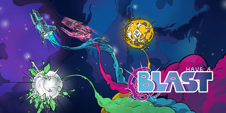"""Firenut Game's """"Have a Blast"""" Launches on Steam and Nintendo Switch"""