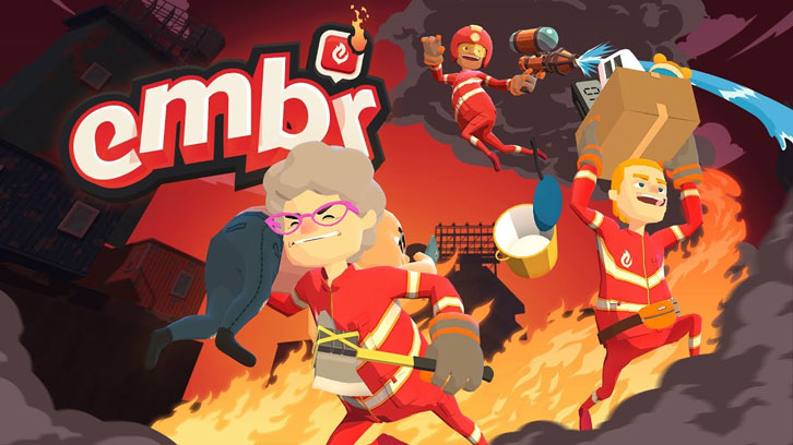 Burning Up: Frenetic Firefighting Multiplayer 'Embr' Launches on PC, PlayStation, Xbox, and Switch Today