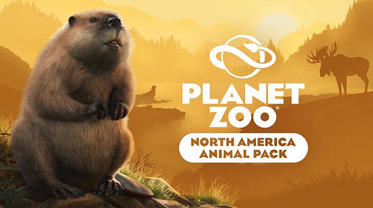 Planet Zoo takes a road trip with the all-new North America Animal Pack
