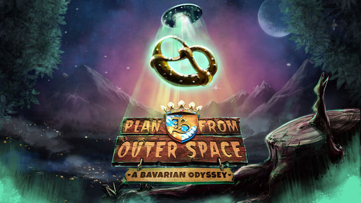 Help Aliens Escape Rural Germany in Plan B From Outer Space: A Bavarian Odyssey, Coming October 28th