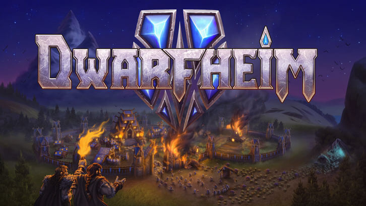 Prepare for Battle! Merge Games' Co-op RTS title Dwarfheim Leaves Early Access for Full Launch Today