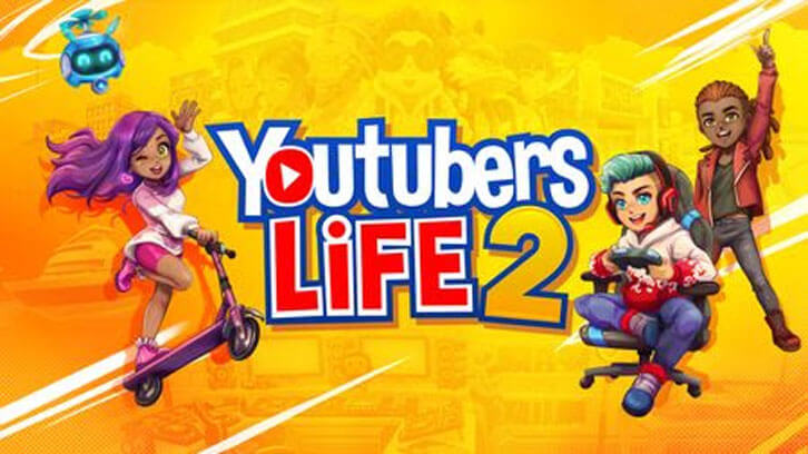 Brand New 'Youtubers Life 2' Trailer Shows Huge YouTubers Including PewDiePie in Play for First Time