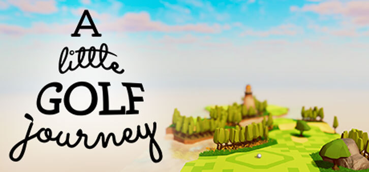 Choose your own adventure with A Little Golf Journey from Okidokico and Playtonic Friends