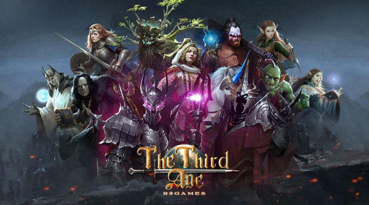 The Third Age-Multi-platform Strategy RPG Has Been Updated to V3.8