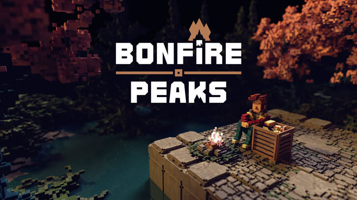Ascend to Puzzling New Heights, Bonfire Peaks Is Available Now!