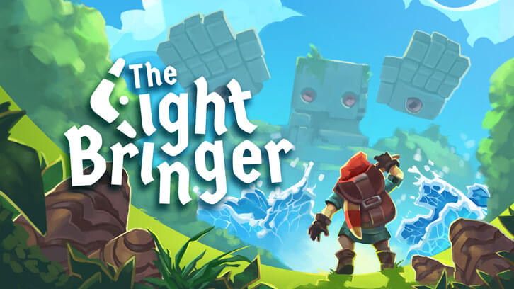 The Lightbringer is now available for Nintendo Switch and PC on Steam