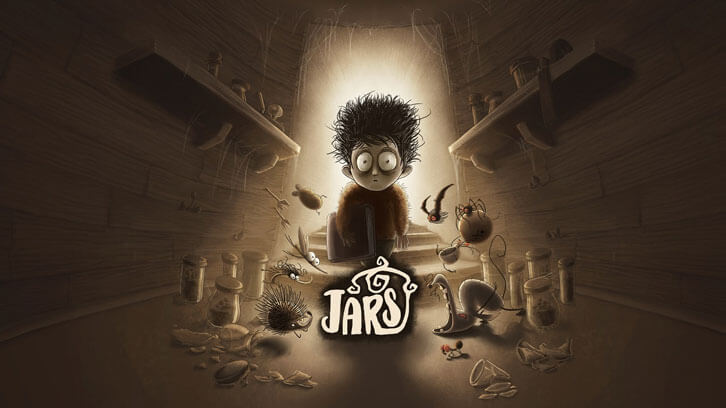 JARS: Solve the Mysteries of Your Parents' Basement in a Burtonesque Strategy Game