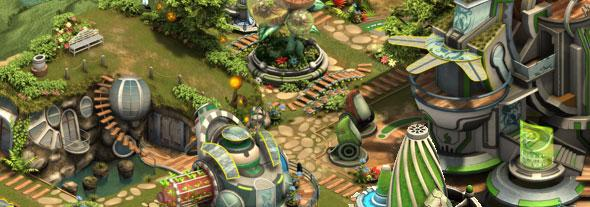 The Future Era welcomes you in Forge of Empires