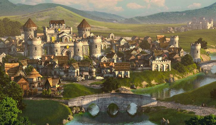Follow Forge of Empires on Gamescoops