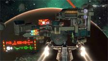 Vendetta Online: Heading to a space station