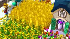 My Free Farm 2: Beautiful crops ready for the harvest
