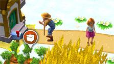 Quest givers in My Free Farm 2