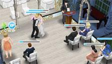 Wedding in The Sims FreePlay