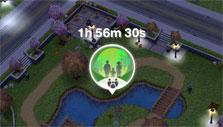 The Sims FreePlay: Your Sim town