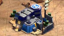 Develop your base in Path of War