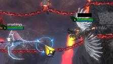 Dragons and Titans: First co-op match
