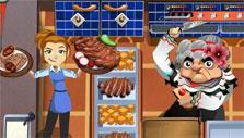 Cooking Dash: Super grandma in the kitchen