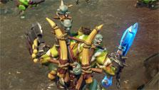 Orcs Must Die: Unchained: Leading minions