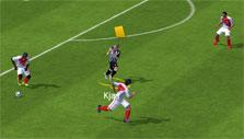 FIFA Mobile Soccer: Going after the ball