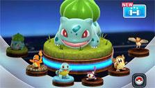 Pokemon line-up in Pokemon Duel