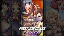 Choosing a class in Ragnarok: Path of Heroes