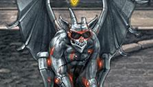 Gargoyle in Hidden City: Mystery of Shadows