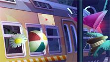 Train station in Zootopia Crime Files
