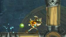 Rayman Adventures: Setting off on an adventure
