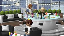 Club Cooee: Hanging out at the bar