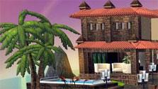 Beautiful private island in Club Cooee