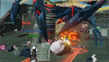Revelation Online: Boss fight