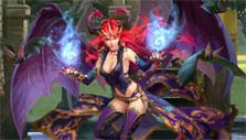 Creature Quest: Fighting the succubus