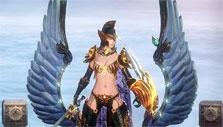 Guardian class in Riders of Icarus