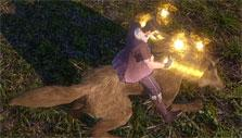 Riders of Icarus: Taming a wolf