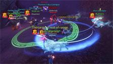 PvP in Riders of Icarus