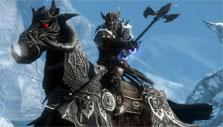 "Riders of Icarus: The ""dark knight"""