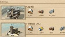 New World Empires: Building
