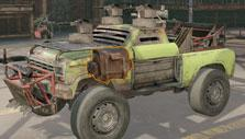Crossout: Customizing your vehicle