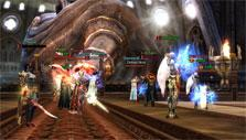Lineage II: Play with friends