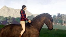 Scenery in Riding Out