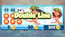 Getting a Double Line in Our Bingo