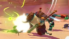 Gigantic: Gameplay