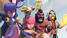 Units in Clash of Clans